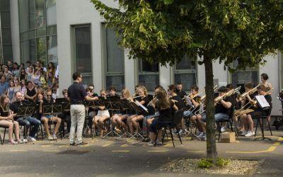 Predstavitev Glasbene šole Murska Sobota