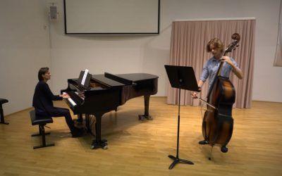 Sonata za kontrabas
