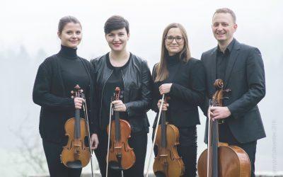 3. koncert šolskega glasbenega abonmaja – Godalni kvartet BÊLEBEND